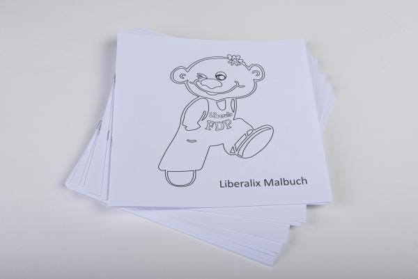 Liberalix Malbuch