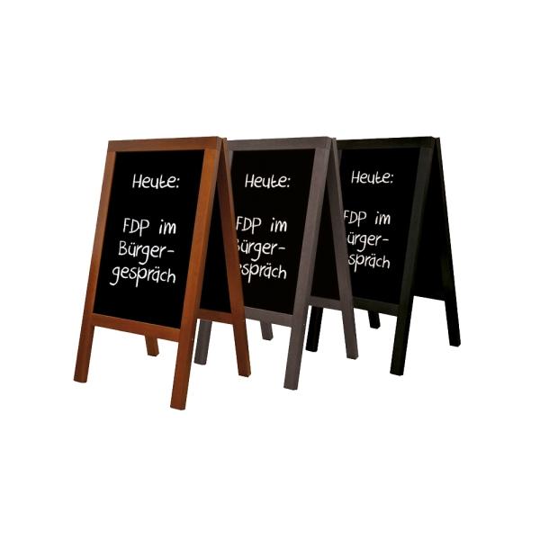 Kreidetafel-Bockständer
