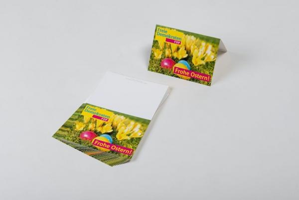 Grußkarte: Ostern