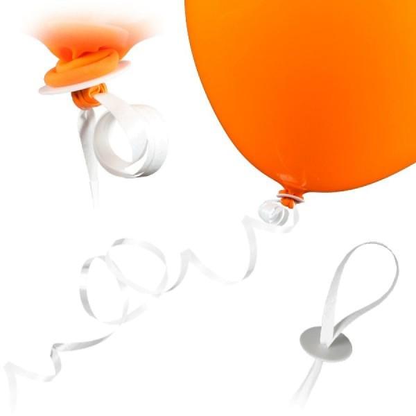 Ballonverschlüsse - Helium