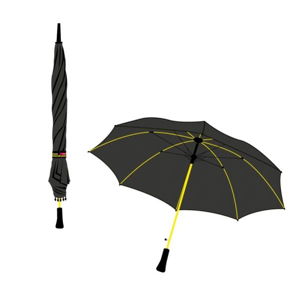 Halbautomatischer Fiberglas-Schirm