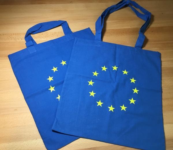 EU Stofftaschen