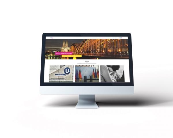 Verbands-Webseite