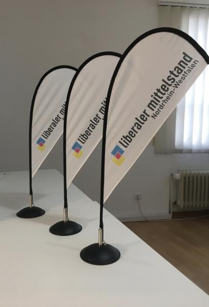 Tisch-Flag LiM