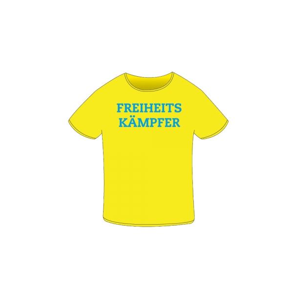 T-Shirt (GELB) für Kids
