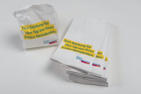 Brötchentüte FDP