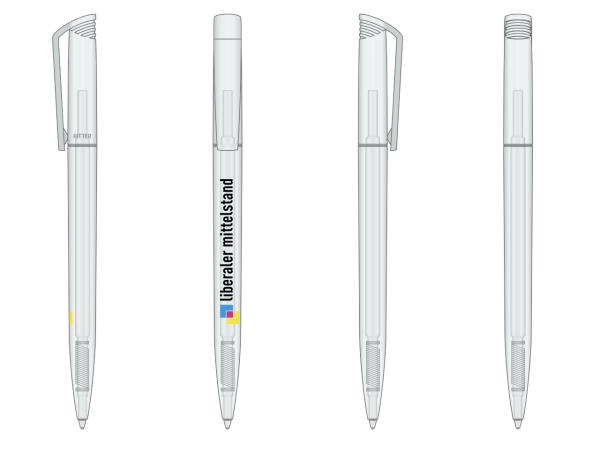 Kugelschreiber Liberaler Mittelstand