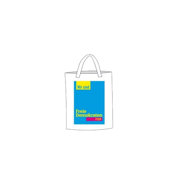Stofftaschen kurze / lange Henkel