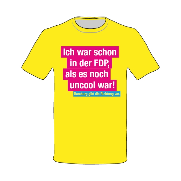 FDP Motto T-Shirts