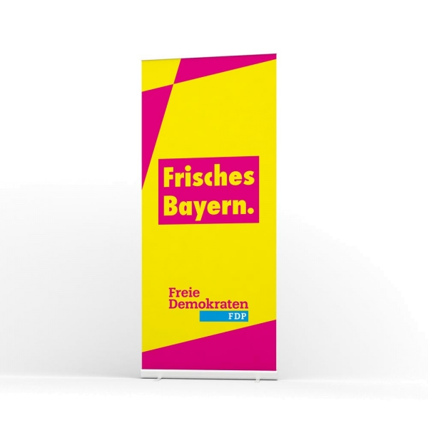 Frisches Bayern. Express-Rollup LTW 2018
