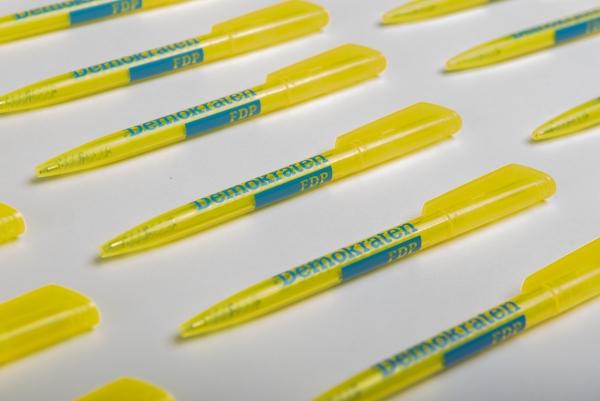 Kugelschreiber Freie Demokraten