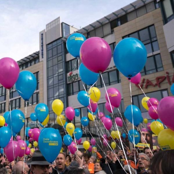 Luftballons (Freie Demokraten)