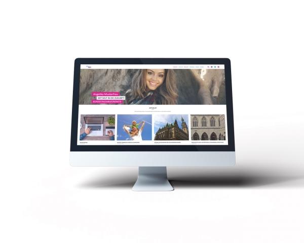 Kandidaten-Webseite