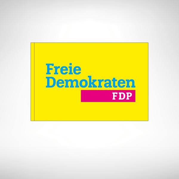 Schwenkfahne für Demos