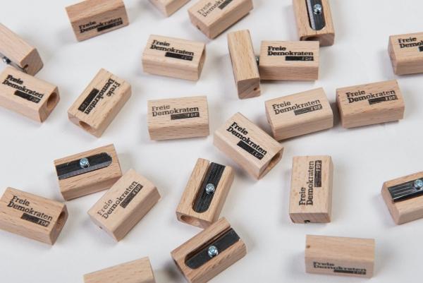 Anspitzer aus Holz